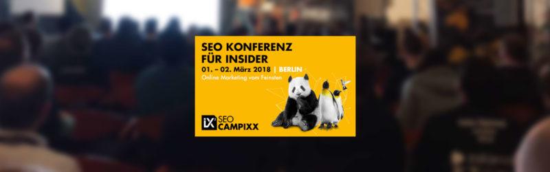 Die SEO-Campixx 2018 in Berlin: Tatort Müggelsee