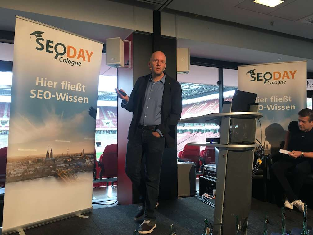 Michael Janssen SEO-Day dein Analytics belügt dich