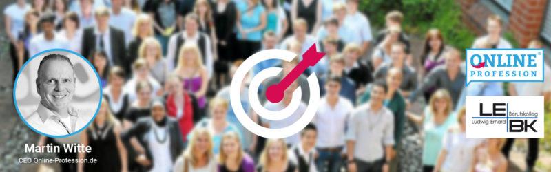 Online-Marketing und SEO in der Praxis – Martin Witte unterrichtete am Ludwig Erhard-Berufskolleg Münster