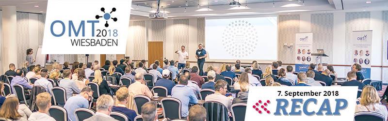 OMT 2018 Recap: Was lief auf der Online Marketing Konferenz in Wiesbaden?