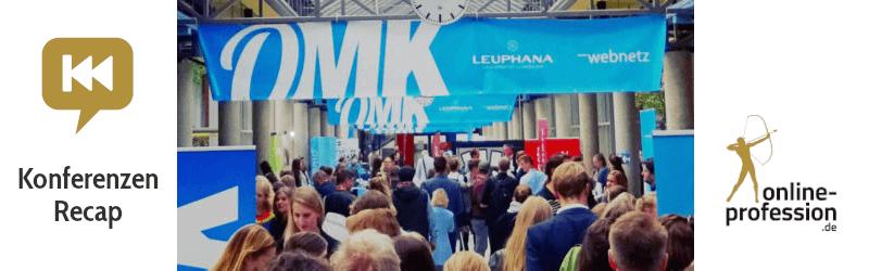 OMK Lüneburg 2018 – Unser Recap zur Online Marketing Konferenz an der Leuphana Universität