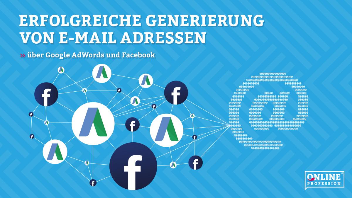 E-Mail Adress-Generierung
