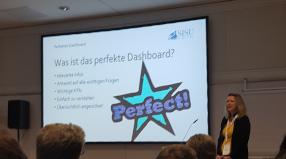 OMKB 2019 auf der Suche nach dem perfekten Dashboard