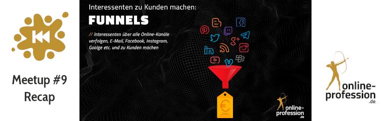 9. Münster Online Marketing Meetup: Funnels