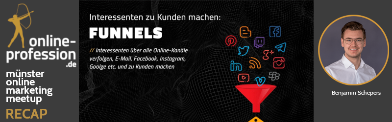 9. Münster Online Marketing Meetup: Funnels