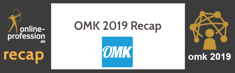 OMK 2019 Recap: So war es auf der Online Marketing Konferenz in Lüneburg