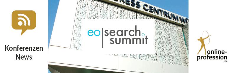 SEO-Konferenz im Süden: Der eoSearchSummit geht 2020 in die erste Runde!