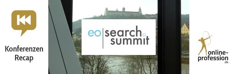 eoSearchSummit: So war die neue SEO-Konferenz in Würzburg